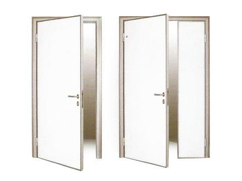 Puertas metalicas multiusos importadas for Puertas para oficinas precios