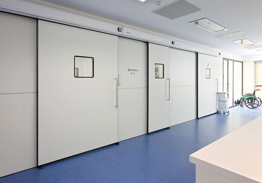Resultado de imagen para puertas hospitalarias